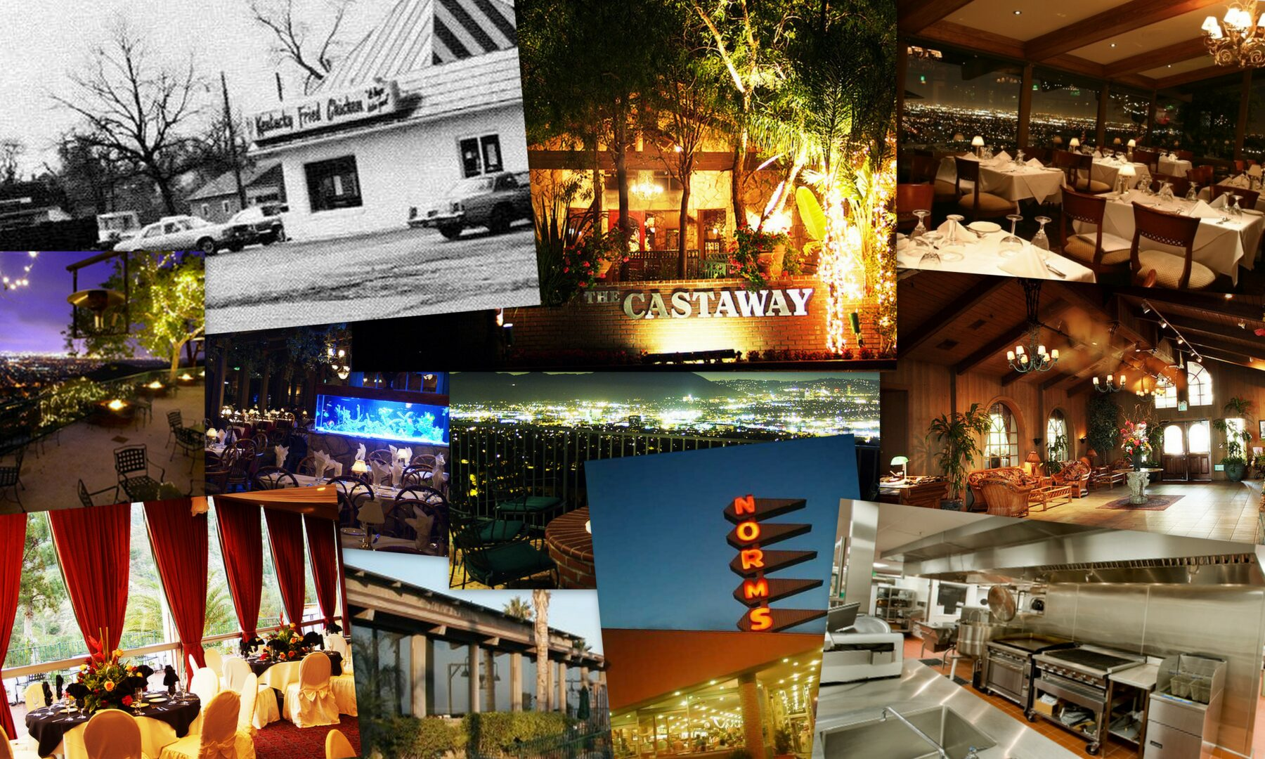 restaurants collage 2